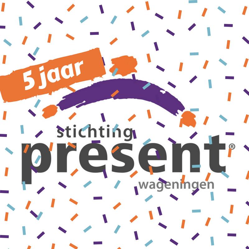 5-jaar-Present-Wageningen