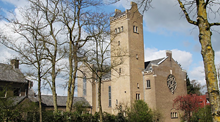 Arboretumkerk-Wageningen